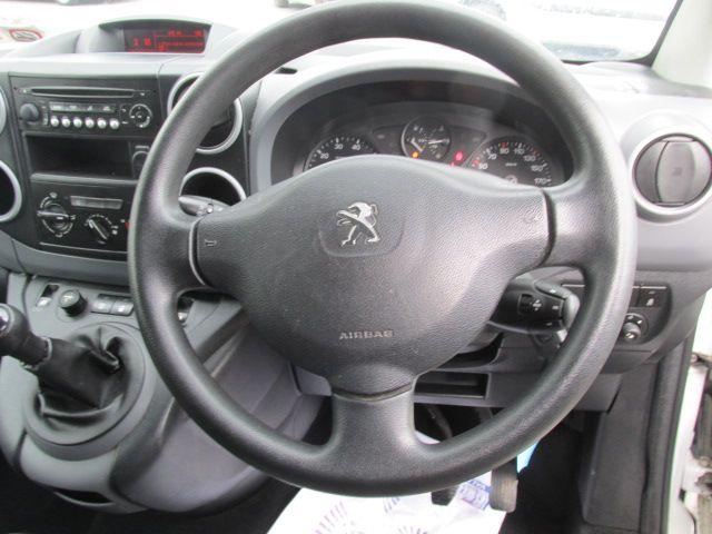 2015 Peugeot Partner Access 1.6 HDI 92 3DR (152D21935) Image 13