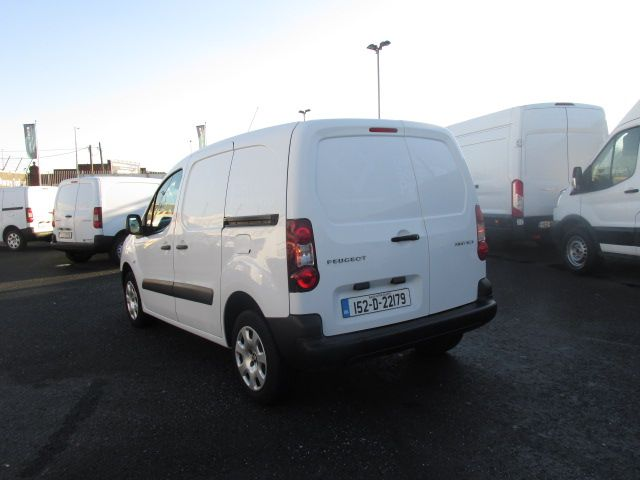 2015 Peugeot Partner Access 1.6 HDI 92 3DR - ONLY 5000 MILES - FULL SERVICE HISTORY - (152D22179) Image 5