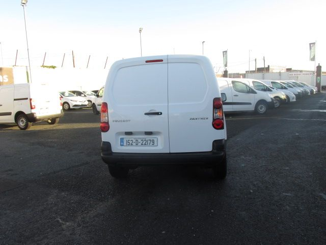 2015 Peugeot Partner Access 1.6 HDI 92 3DR - ONLY 5000 MILES - FULL SERVICE HISTORY - (152D22179) Image 4