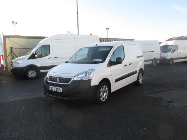 2015 Peugeot Partner Access 1.6 HDI 92 3DR - ONLY 5000 MILES - FULL SERVICE HISTORY - (152D22179) Image 7