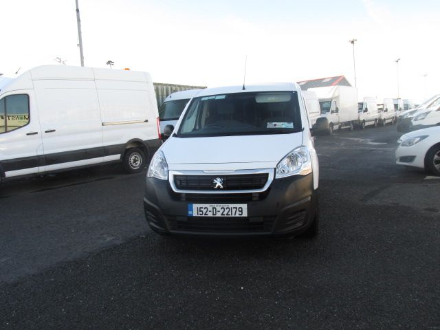 2015 Peugeot Partner Access 1.6 HDI 92 3DR - ONLY 5000 MILES - FULL SERVICE HISTORY - (152D22179) Image 8