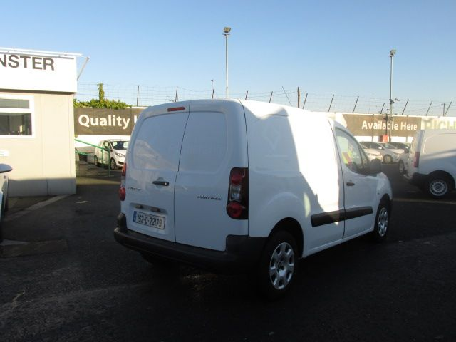2015 Peugeot Partner Access 1.6 HDI 92 3DR - ONLY 5000 MILES - FULL SERVICE HISTORY - (152D22179) Image 3