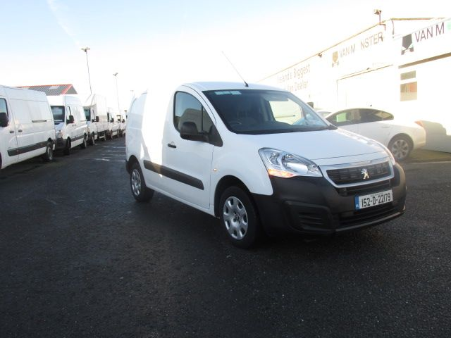 2015 Peugeot Partner Access 1.6 HDI 92 3DR - ONLY 5000 MILES - FULL SERVICE HISTORY - (152D22179) Image 1
