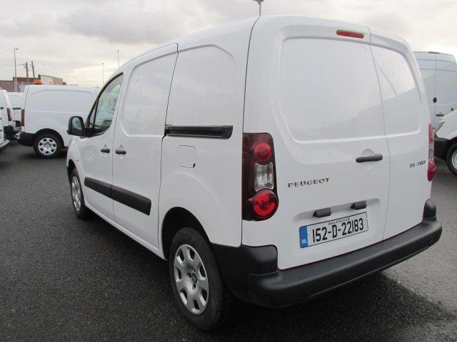 2015 Peugeot Partner ACCESS 1.6 HDI 92 3DR (152D22183) Image 5