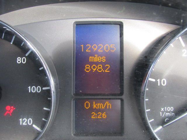 2015 Mercedes Sprinter 313 CDI   Sprinter - Drop side - (152D22438) Image 13