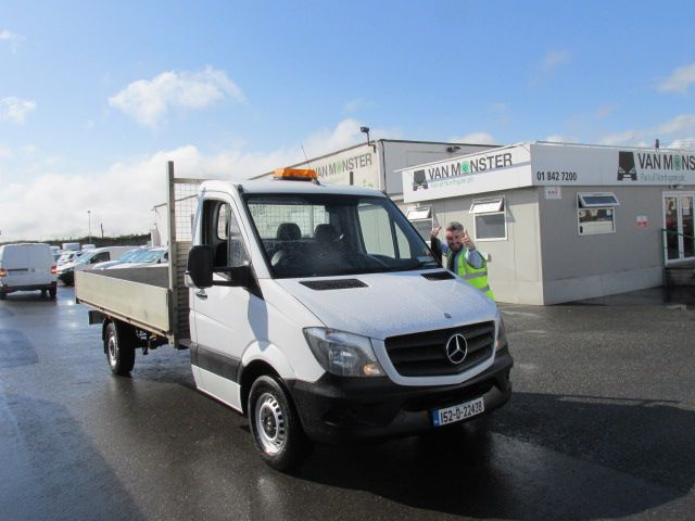 2015 Mercedes Sprinter 313 CDI   Sprinter - Drop side - (152D22438)