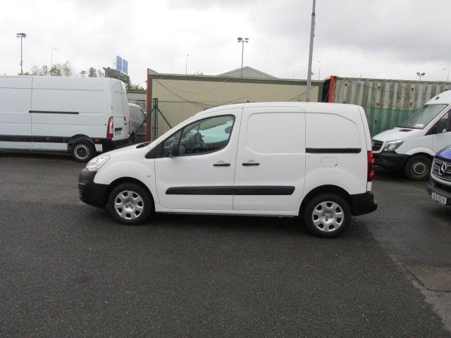 2015 Peugeot Partner HDI S L1 850 (152D22475) Image 4