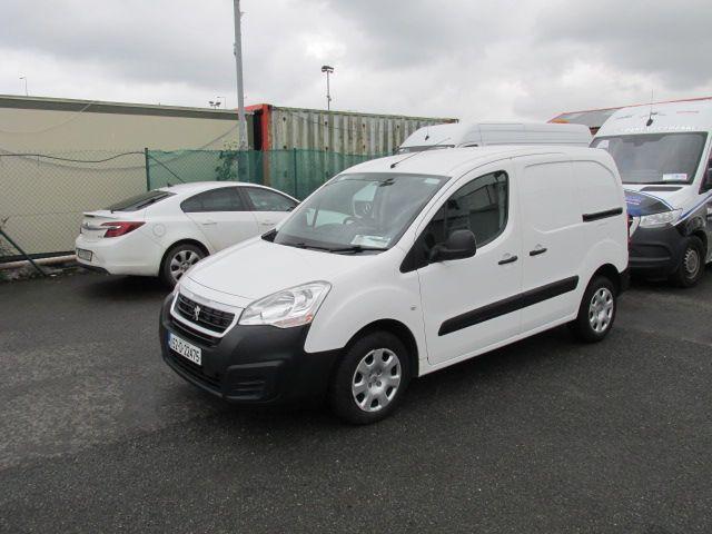 2015 Peugeot Partner HDI S L1 850 (152D22475) Image 3