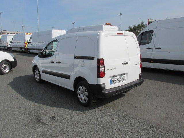 2015 Peugeot Partner HDI S L1 850 (152D22485) Image 4