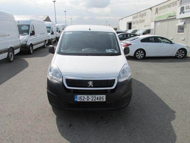 2015 Peugeot Partner HDI S L1 850 (152D22485) Image 2