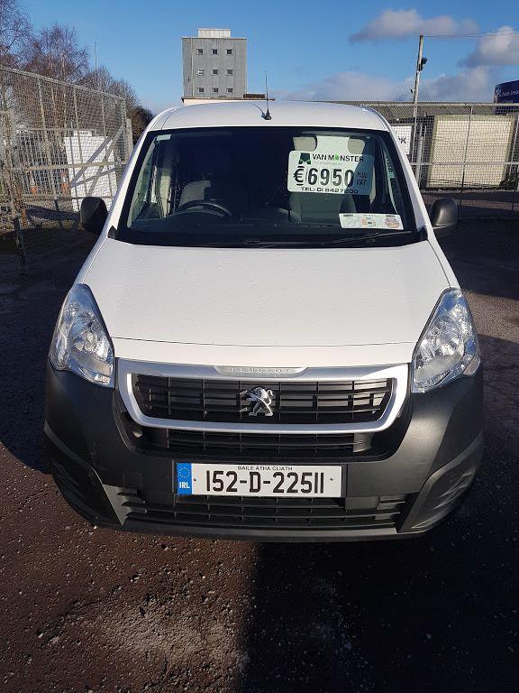 2015 Peugeot Partner HDI S L1 850 (152D22511) Image 2