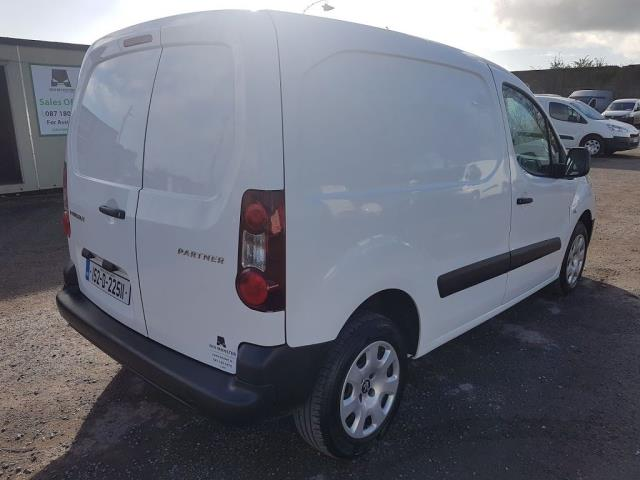 2015 Peugeot Partner HDI S L1 850 (152D22511) Image 8