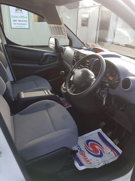 2015 Peugeot Partner HDI S L1 850 (152D22511) Image 6