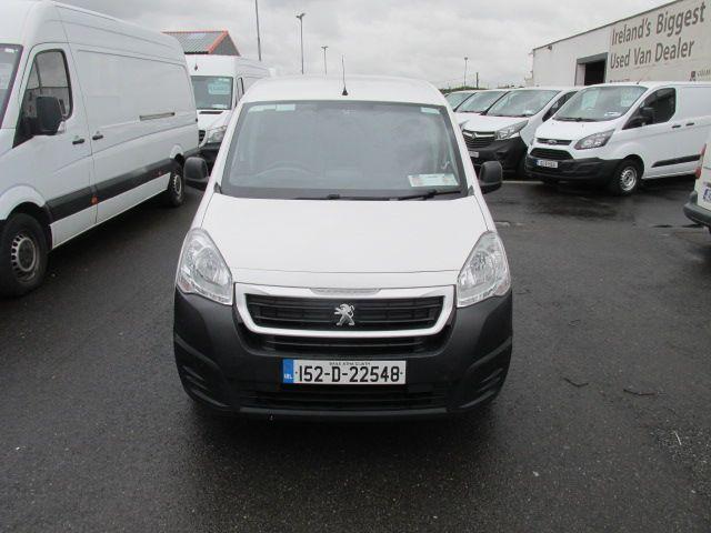 2015 Peugeot Partner HDI S L1 850 (152D22548) Image 9