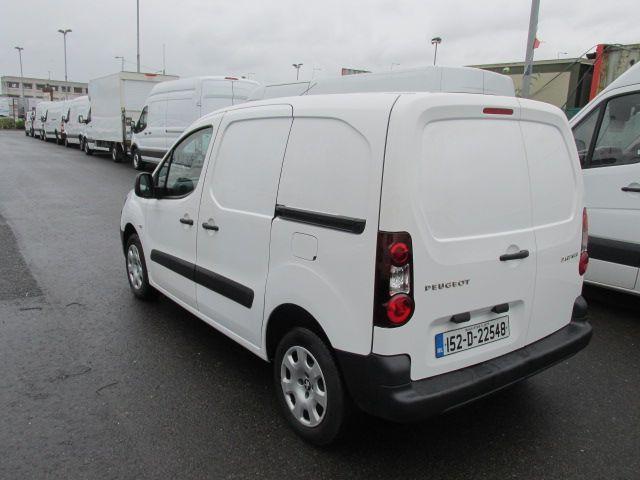 2015 Peugeot Partner HDI S L1 850 (152D22548) Image 5