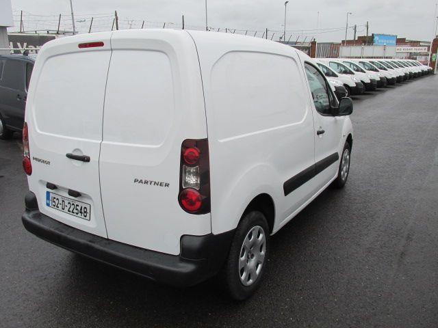 2015 Peugeot Partner HDI S L1 850 (152D22548) Image 3