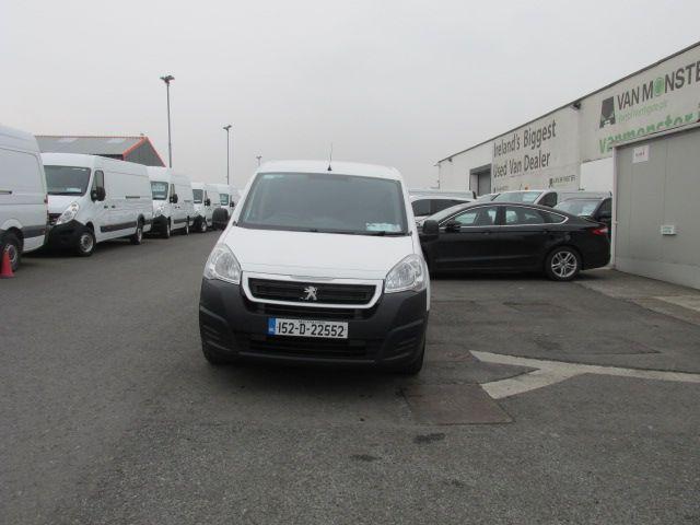 2015 Peugeot Partner HDI S L1 850 (152D22552) Image 8