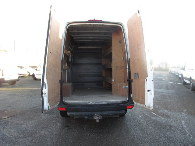 2015 Mercedes Sprinter 313 CDI MWB  H/ROOF - OVER A 100 VANS TO CHOOSE FROM IN VM SANTRY - (152D22555) Image 10