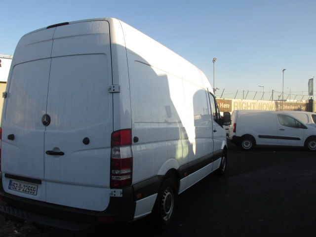 2015 Mercedes Sprinter 313 CDI MWB  H/ROOF - OVER A 100 VANS TO CHOOSE FROM IN VM SANTRY - (152D22555) Image 3