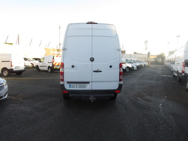 2015 Mercedes Sprinter 313 CDI MWB  H/ROOF - OVER A 100 VANS TO CHOOSE FROM IN VM SANTRY - (152D22555) Image 4