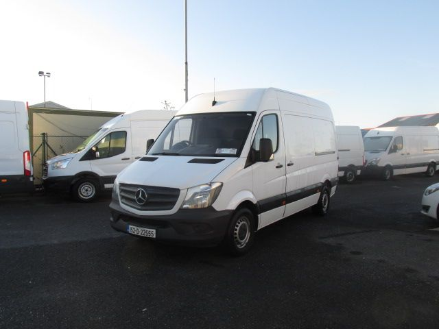 2015 Mercedes Sprinter 313 CDI MWB  H/ROOF - OVER A 100 VANS TO CHOOSE FROM IN VM SANTRY - (152D22555) Image 7