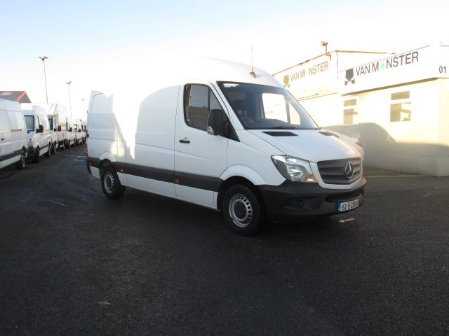 2015 Mercedes Sprinter 313 CDI MWB  H/ROOF - OVER A 100 VANS TO CHOOSE FROM IN VM SANTRY - (152D22555) Image 1