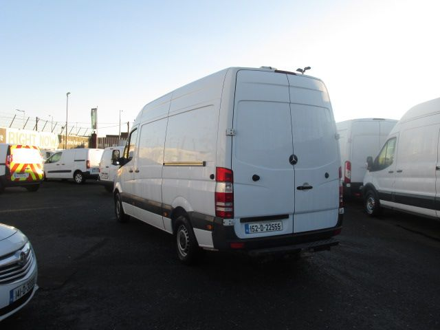 2015 Mercedes Sprinter 313 CDI MWB  H/ROOF - OVER A 100 VANS TO CHOOSE FROM IN VM SANTRY - (152D22555) Image 5