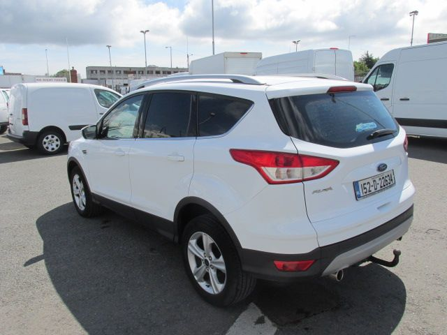 2015 Ford Kuga Commercial Zetec 2-seat 2.0 120PS FWD 4DR (152D22634) Image 5