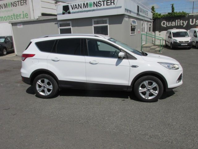 2015 Ford Kuga Commercial Zetec 2-seat 2.0 120PS FWD 4DR (152D22634) Image 2