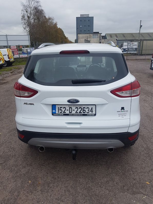 2015 Ford Kuga Commercial Zetec 2-seat 2.0 120PS FWD 4DR (152D22634) Image 11