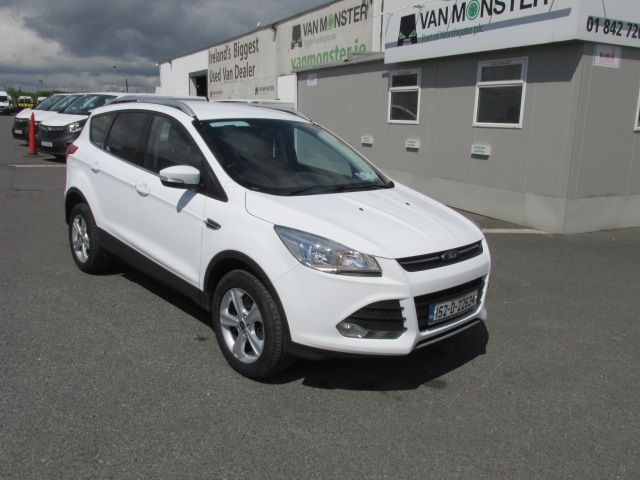 2015 Ford Kuga Commercial Zetec 2-seat 2.0 120PS FWD 4DR (152D22634)