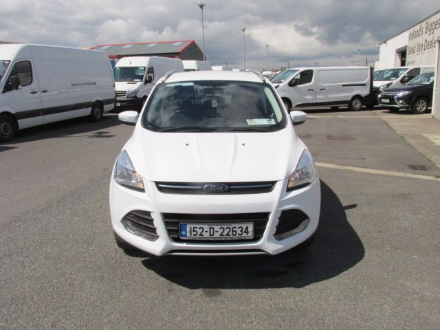 2015 Ford Kuga Commercial Zetec 2-seat 2.0 120PS FWD 4DR (152D22634) Image 8