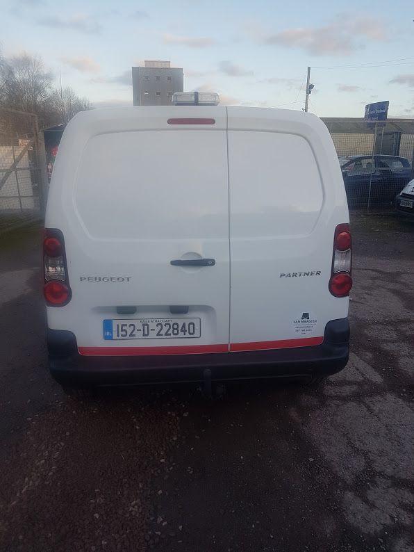 2015 Peugeot Partner HDI S L1 850 (152D22840) Image 11