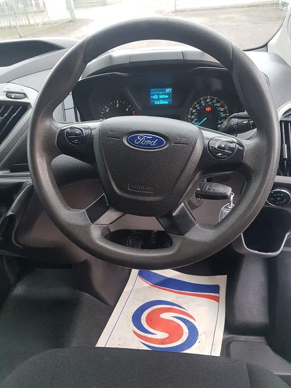 2015 Ford Transit Custom 290 LR P/V (152D22880) Image 5