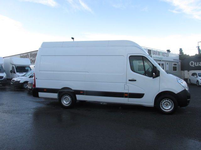 2015 Vauxhall Movano R3500 L3H3 P/V CDTI (152D22993) Image 3