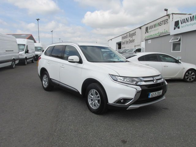 2015 Mitsubishi Outlander 4WD 6MT N1 16MY 4DR  - Selection from € 9950 - Hurry while stocks last -  (152D23102) Image 2