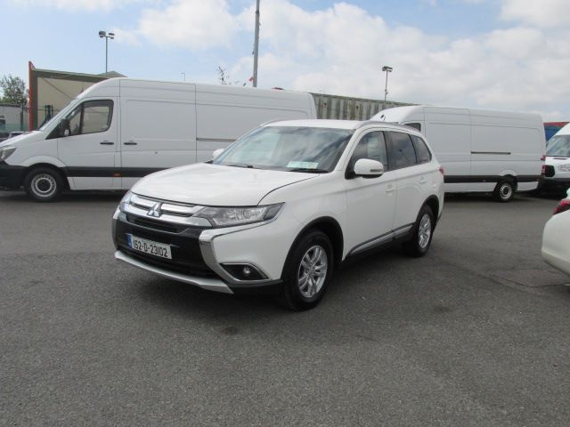 2015 Mitsubishi Outlander 4WD 6MT N1 16MY 4DR  - Selection from € 9950 - Hurry while stocks last -  (152D23102) Image 8