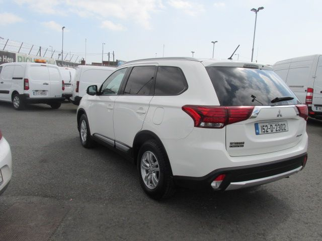 2015 Mitsubishi Outlander 4WD 6MT N1 16MY 4DR  - Selection from € 9950 - Hurry while stocks last -  (152D23102) Image 6