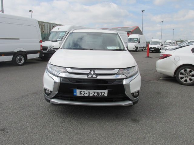 2015 Mitsubishi Outlander 4WD 6MT N1 16MY 4DR  - Selection from € 9950 - Hurry while stocks last -  (152D23102) Image 9