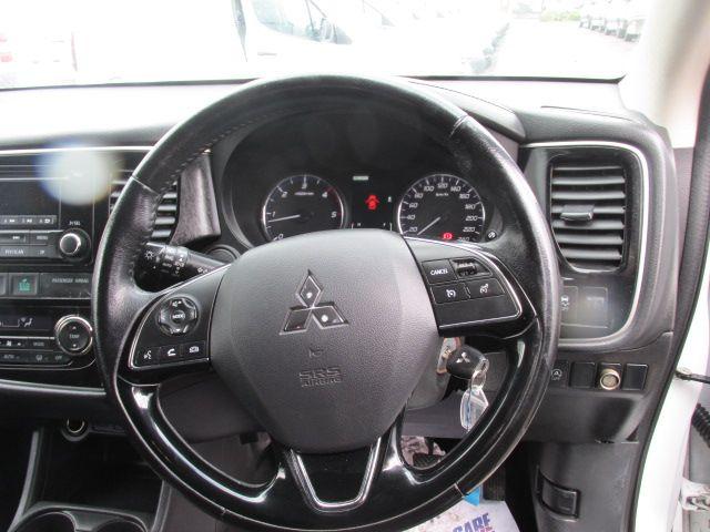 2015 Mitsubishi Outlander 4WD 6MT N1 16MY 4DR (152D23102) Image 13