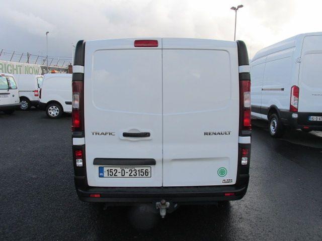 2015 Renault Trafic LL29 DCI 115 Business Panel VA (152D23156) Image 8