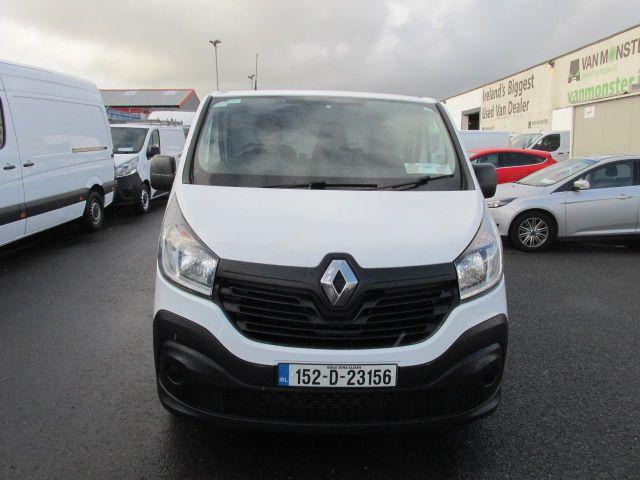 2015 Renault Trafic LL29 DCI 115 Business Panel VA (152D23156) Image 2