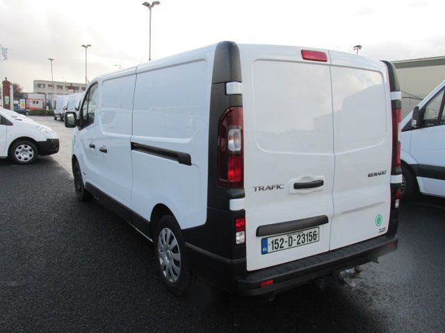 2015 Renault Trafic LL29 DCI 115 Business Panel VA (152D23156) Image 7