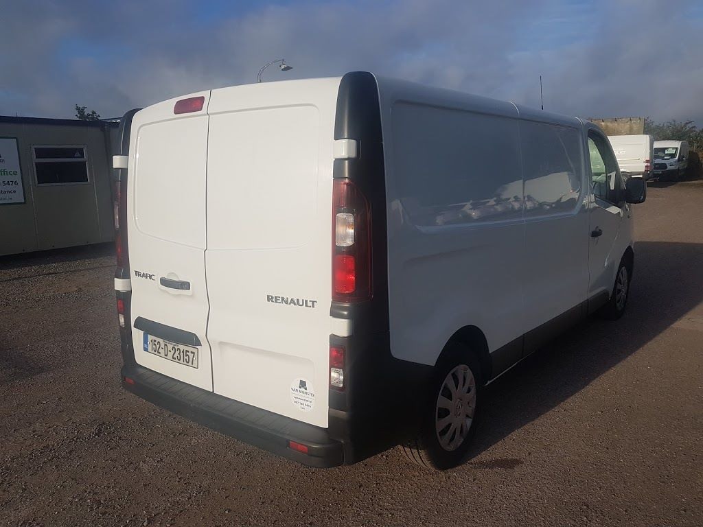 2015 Renault Trafic LL29 DCI 115 Business Panel VA (152D23157) Image 10