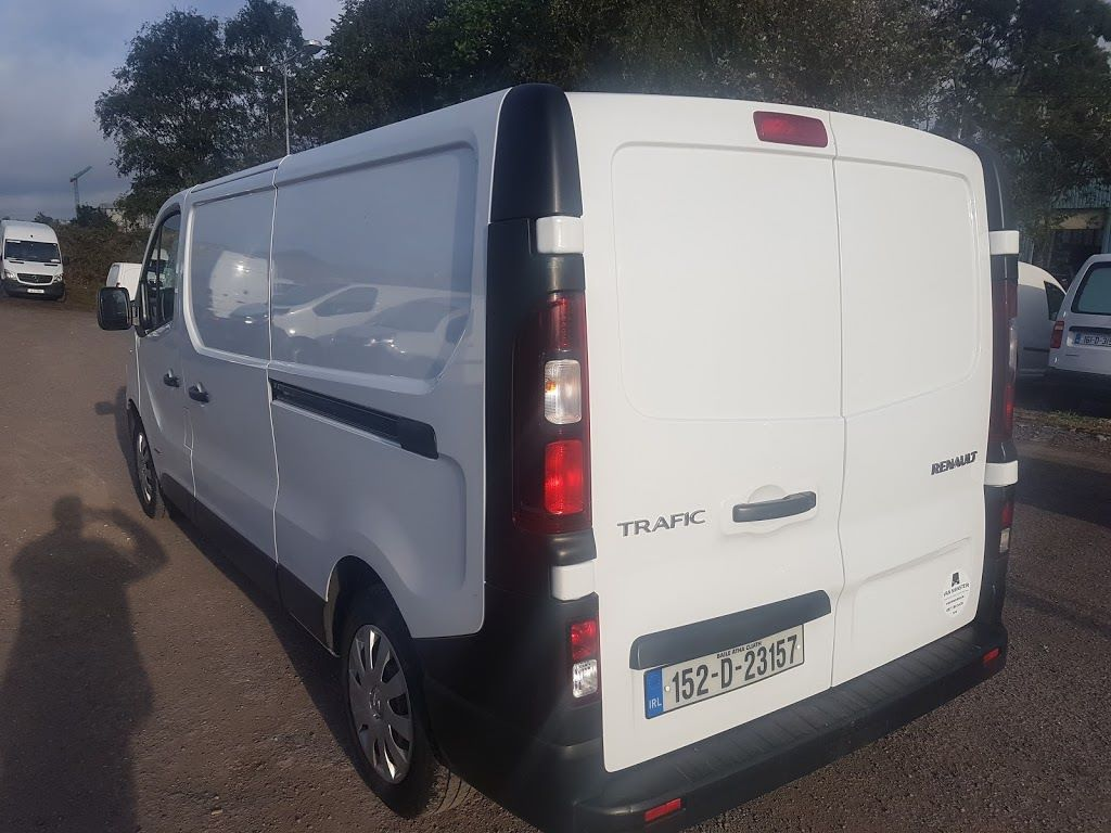 2015 Renault Trafic LL29 DCI 115 Business Panel VA (152D23157) Image 13
