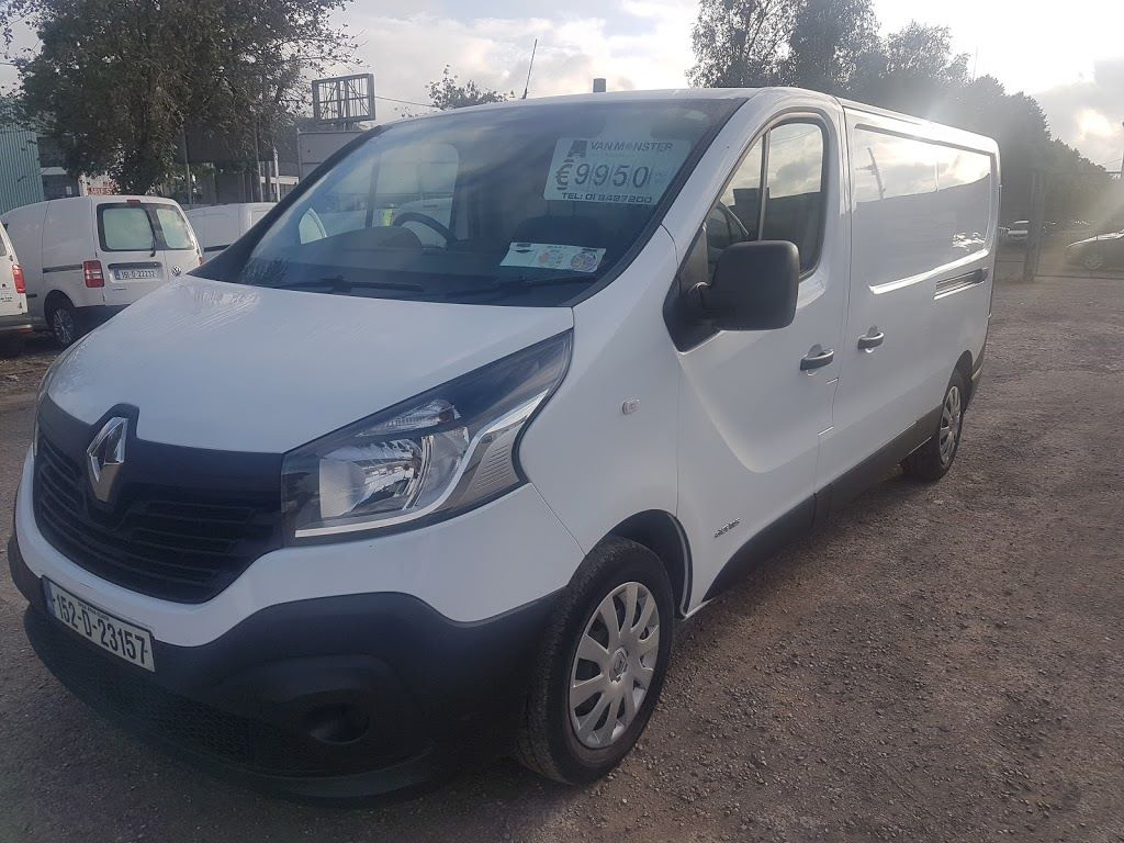 2015 Renault Trafic LL29 DCI 115 Business Panel VA (152D23157) Image 17