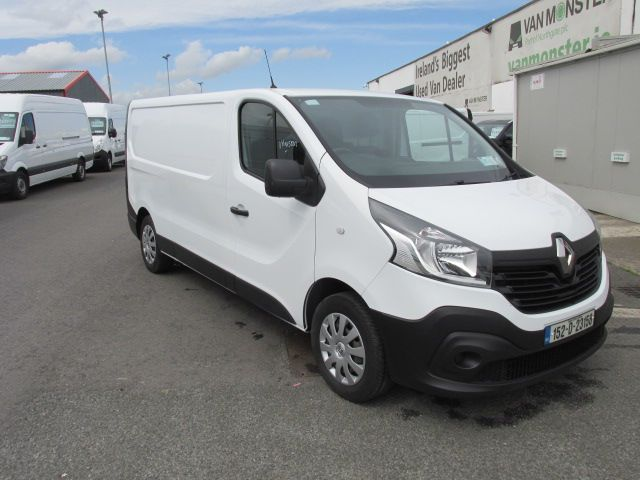 2015 Renault Trafic LL29 DCI 115 Business Panel VA (152D23158)