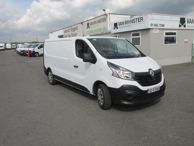 2015 Renault Trafic LL29 DCI 115 Business Panel VA (152D23160)