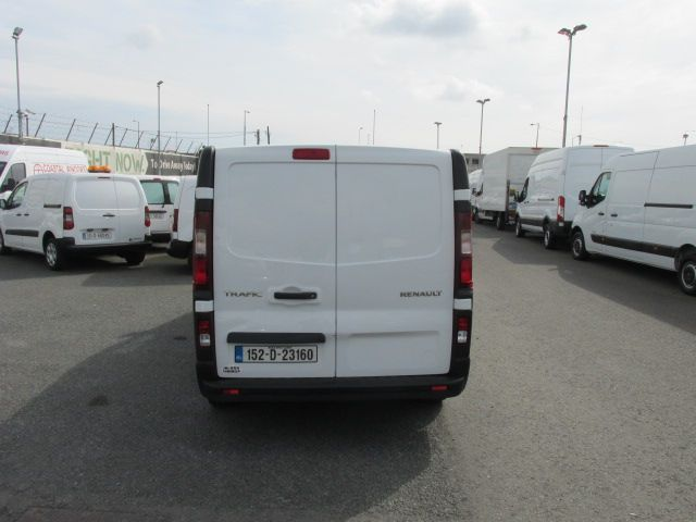 2015 Renault Trafic LL29 DCI 115 Business Panel VA (152D23160) Image 6
