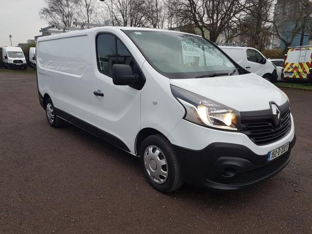 2015 Renault Trafic LL29 DCI 115 Business Panel VA (152D23217)